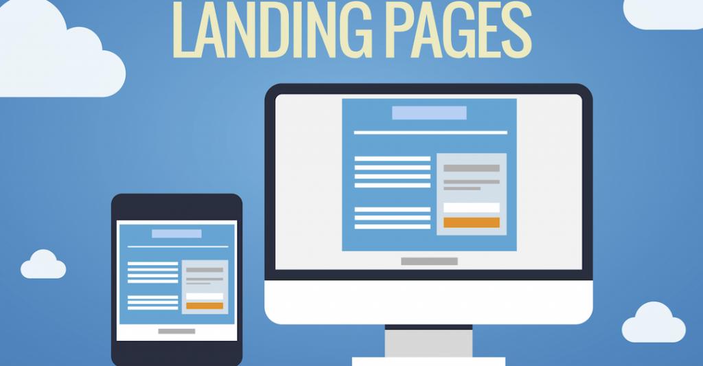 contenu landing -page