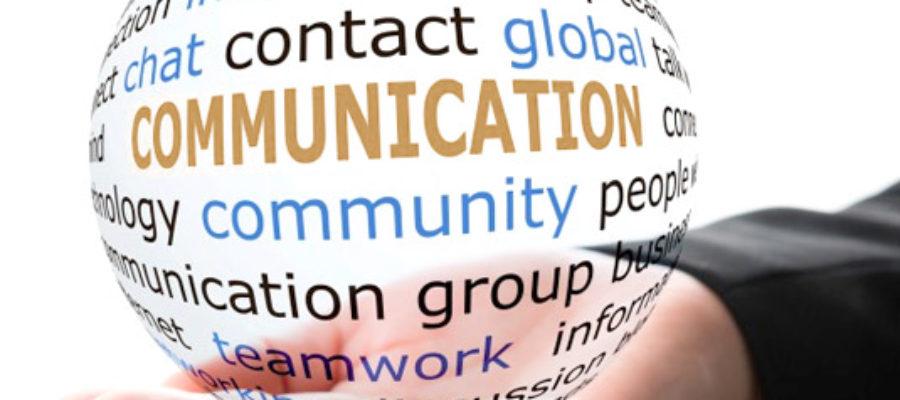 Mis au point sur les différentes formes de communication